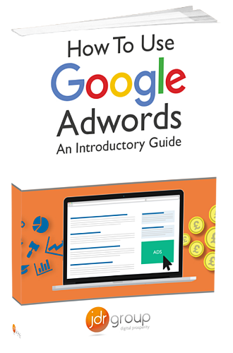 Google Adwords Introductory Guide Cover