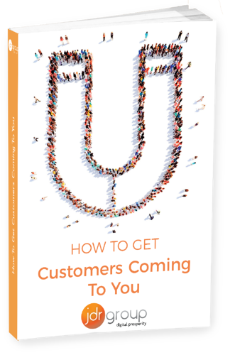 how to get customers coming to you