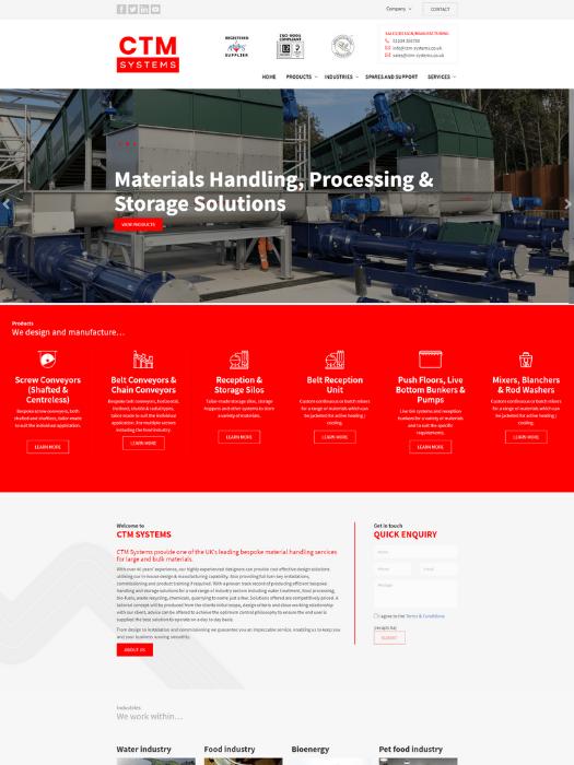 CTM-Website-Design