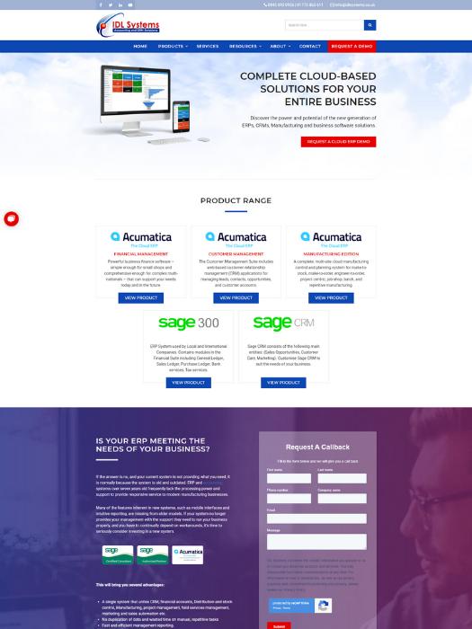IDL-Website-Design