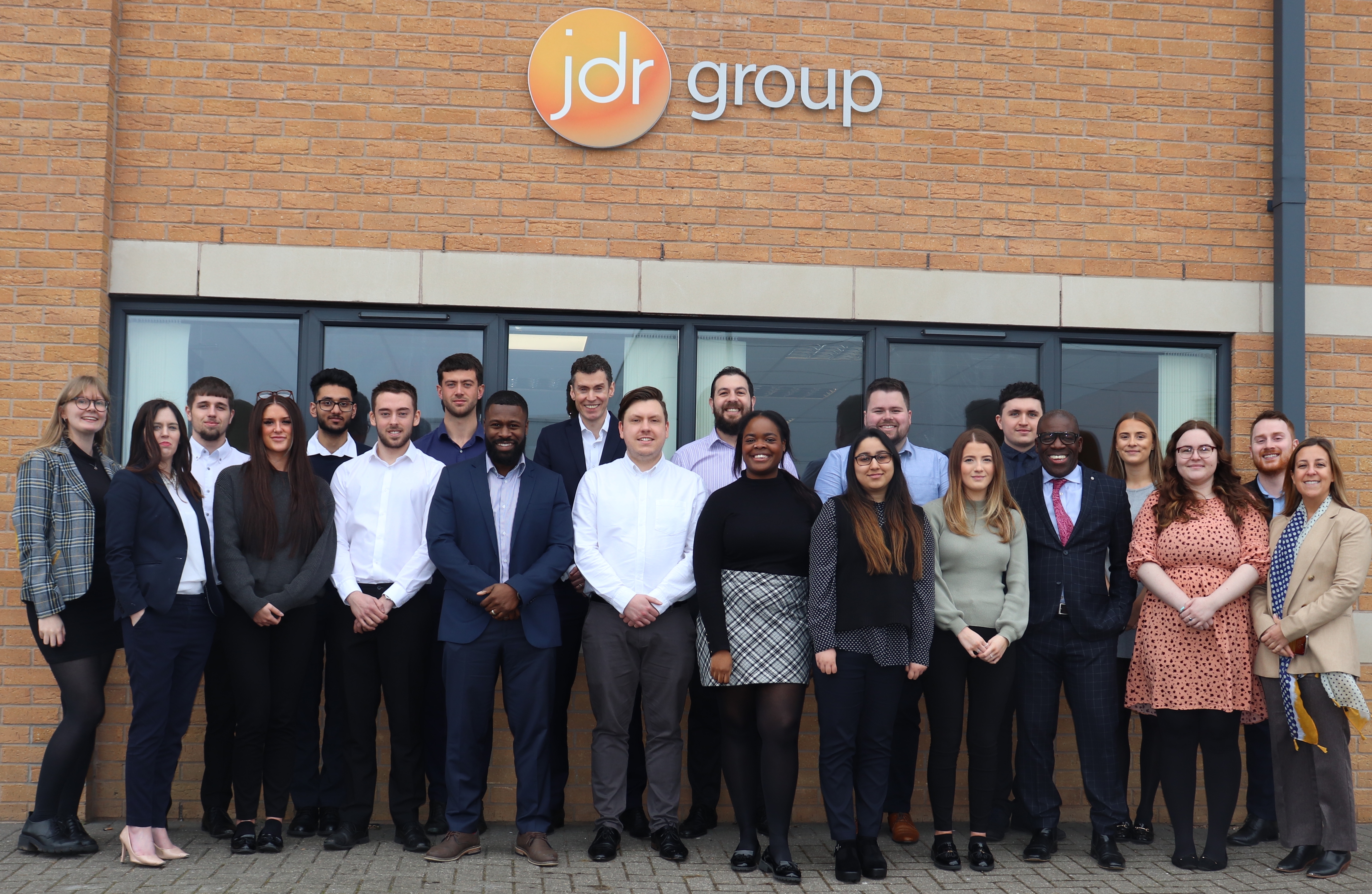 JDR Group Team Picture