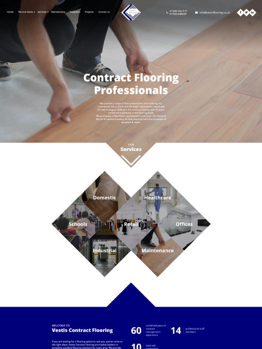 Vestis-Flooring-Website-Design