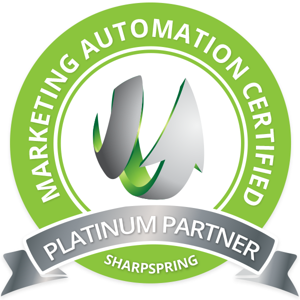 SharpSpring Partner Emblem Platinum